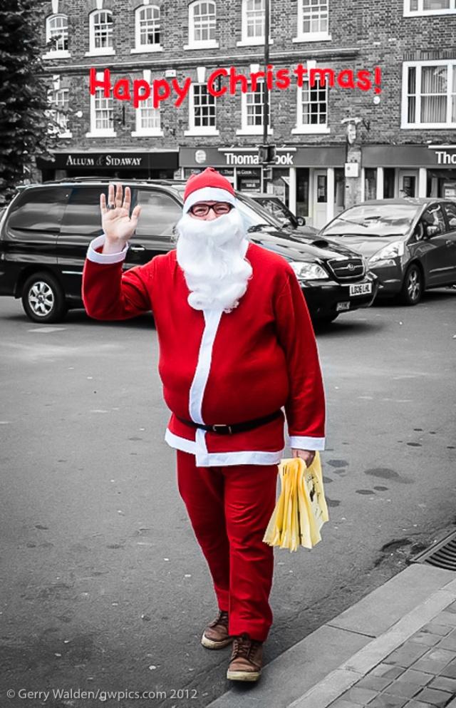 Santas Sacks