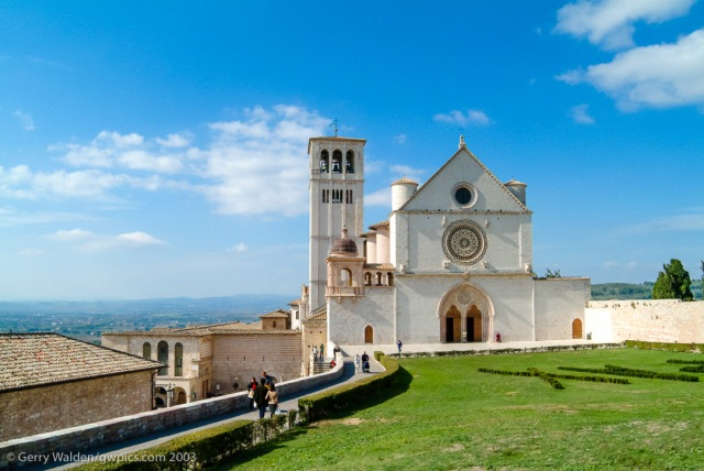 Assisi - basillica of St. Francis